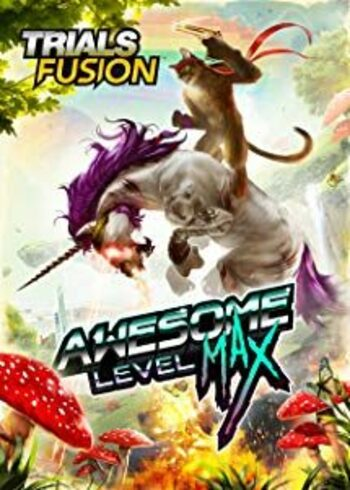 Trials Fusion - Awesome Level Max (DLC) Uplay Key GLOBAL