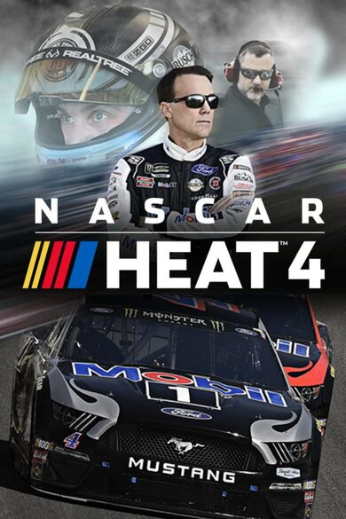 NASCAR Heat 4 - Gold Edition Steam Key GLOBAL фото
