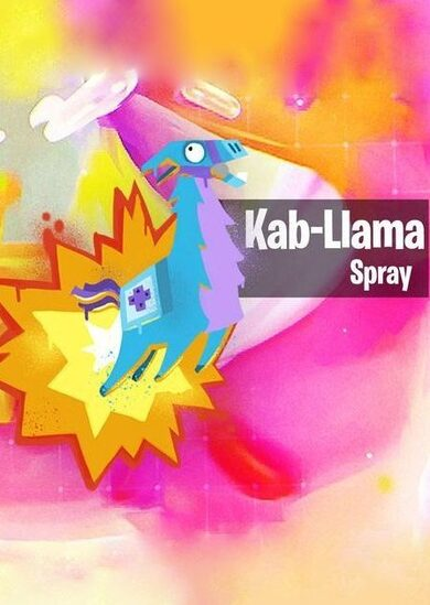 Fortnite - Kab-Llama Spray Epic Games Key GLOBAL