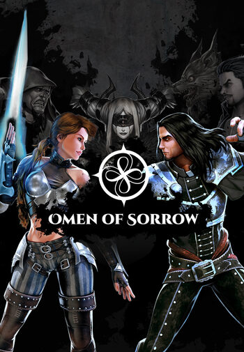 Omen of Sorrow Epic Games Key GLOBAL
