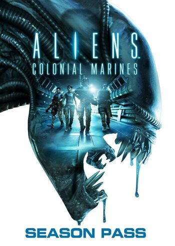 Aliens: Colonial Marines - Season Pass (DLC) Steam Key GLOBAL
