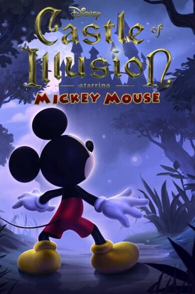 Castle of Illusion HD Steam Key GLOBAL