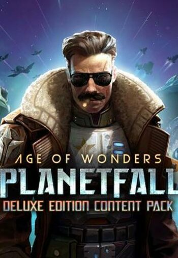 Age of Wonders: Planetfall Deluxe Edition Content	 (DLC) Steam Key GLOBAL