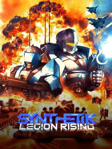 SYNTHETIK: Legion Rising Steam Key GLOBAL