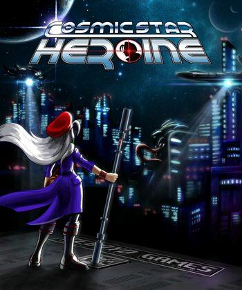 Cosmic Star Heroine Steam Key GLOBAL