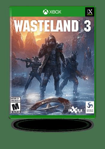 Wasteland 3 Xbox Series X
