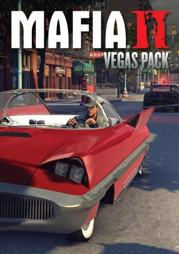 Mafia II - Vegas Pack (DLC) Steam Key GLOBAL