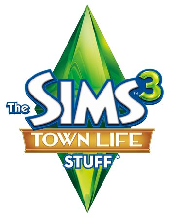 The Sims 3: Town Life Stuff (DLC) Origin Key GLOBAL