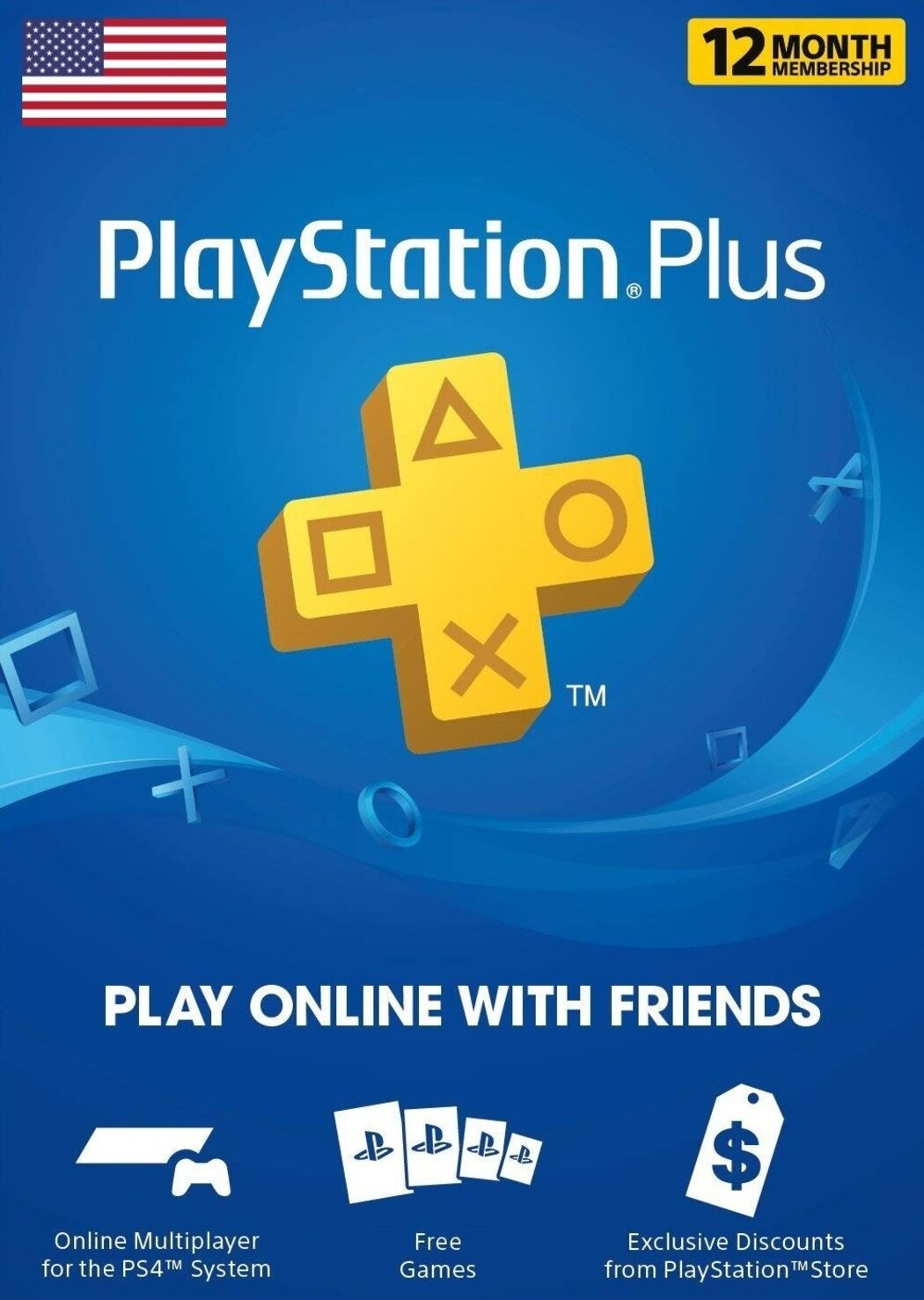 Playstation Plus 90 Days Usa Buy Ps Plus Code Eneba