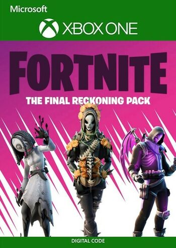 Fortnite - The Final Reckoning Pack (Xbox One) Xbox Live Key UNITED STATES
