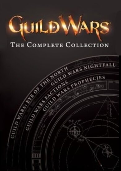 Guild Wars Complete Collection Official Website Key EUROPE
