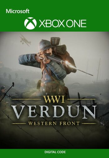 Verdun (Xbox One) Xbox Live Key UNITED STATES