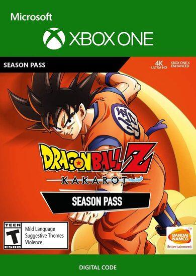Dragon Ball Z: Kakarot - Season Pass (DLC) (Xbox One) Xbox Live Key UNITED STATES