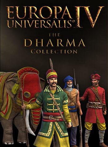 Europa Universalis IV - Dharma Collection (DLC) Steam Key GLOBAL