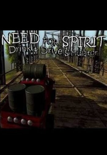 Need for Spirit: Drink & Drive Simulator Steam Key GLOBAL