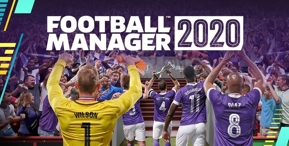 Football Manager 2020 Steam Key EUROPE