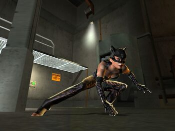 Catwoman Xbox