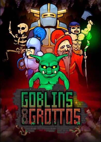Goblins and Grottos Steam Key GLOBAL