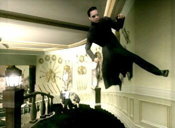 The Matrix: Path of Neo Xbox