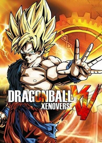 Dragon Ball: Xenoverse Steam Key GLOBAL