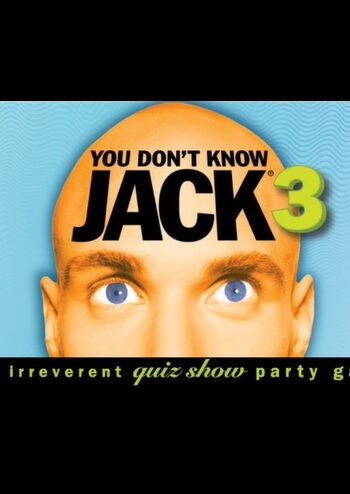 YOU DON'T KNOW JACK Vol. 3 Steam Key GLOBAL
