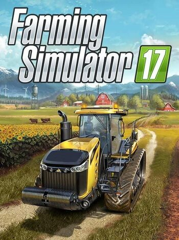 Farming Simulator 17 Steam Key GLOBAL