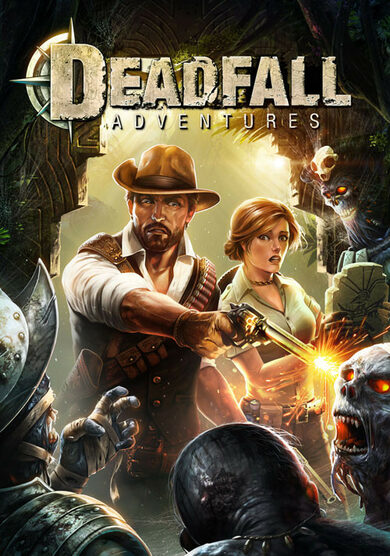 Deadfall Adventures (Delux Edition) Steam Key GLOBAL