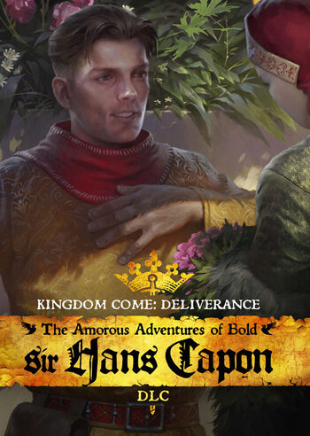 KC:D – Amorous Adventures of Sir Hans Capon Steam Key GLOBAL