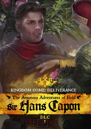 Kingdom Come: Deliverance – The Amorous Adventures of Bold Sir Hans Capon (DLC) Steam Key GLOBAL