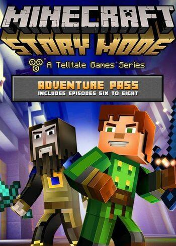Minecraft: Story Mode - Adventure Pass (DLC) Steam Key GLOBAL
