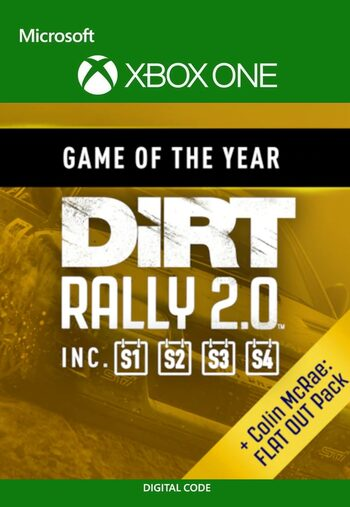 DiRT Rally 2.0 Game of the Year Edition XBOX LIVE Key UNITED STATES