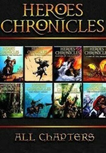 Heroes Chronicles: All Chapters Gog.com Key GLOBAL