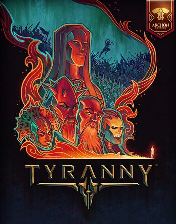 Tyranny (Archon Edition) Steam Key GLOBAL