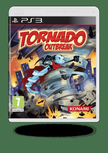 Tornado Outbreak PlayStation 3