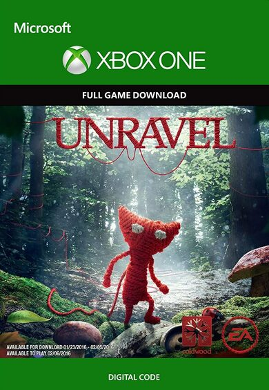 Unravel (Xbox One) Xbox Live Key EUROPE фото