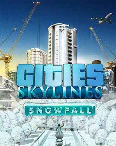 Cities: Skylines - Snowfall (DLC) Steam Key GLOBAL фото