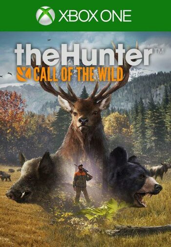 theHunter: Call of the Wild (Xbox One) Xbox Live Key UNITED STATES