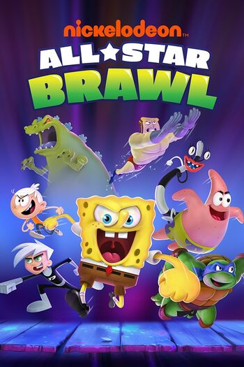 Nickelodeon All-Star Brawl (PC) Steam Key GLOBAL