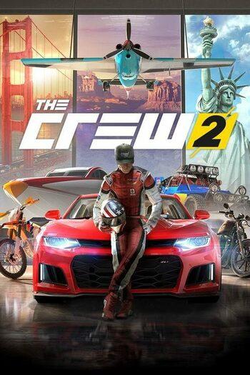 The Crew 2 Uplay Key EMEA