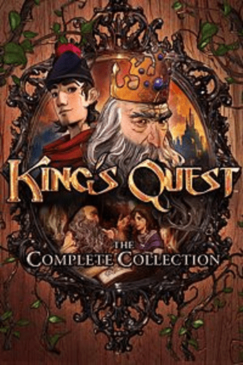 King's Quest Complete Collection Steam Key GLOBAL