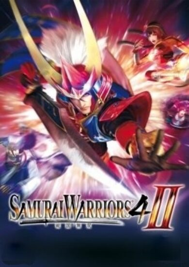 Samurai Warriors 4-II Steam Key GLOBAL