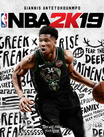 NBA 2K19 (Day One) Steam Key EUROPE