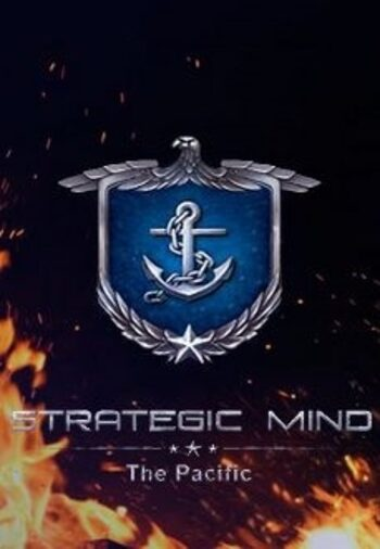 Strategic Mind: The Pacific Steam Key GLOBAL