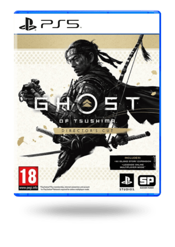 Ghost of Tsushima Director's Cut PlayStation 5
