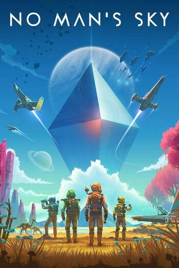 No Man's Sky Steam Key EUROPE