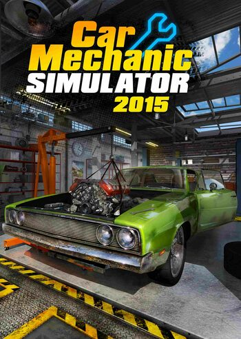 Car Mechanic Simulator 2015 Steam Key GLOBAL