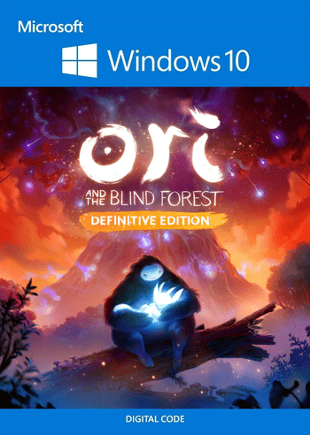 Ori and the Blind Forest (Definitive Edition) - Windows 10 Store Key UNITED KINGDOM