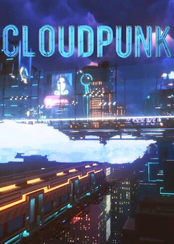 Cloudpunk Steam Key GLOBAL