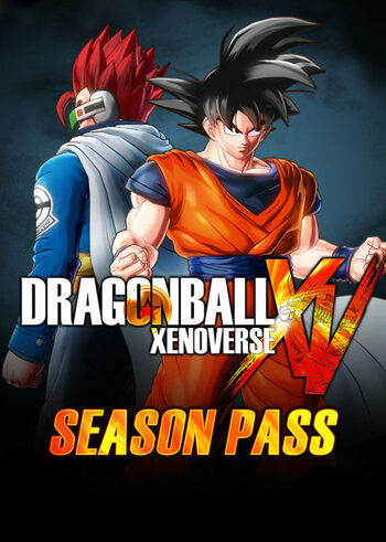 Dragon Ball: Xenoverse - Season Pass (DLC) Steam Key GLOBAL