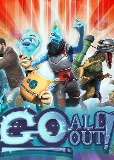 Go All Out! Steam Key GLOBAL
